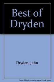 The Best of Dryden