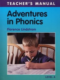 Adventures in Phonics: Level A