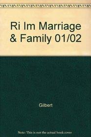 Ri Im Marriage & Family 01/02