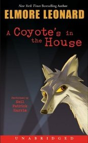 A Coyote's in the House (Audio Cassette) (Unabridged)