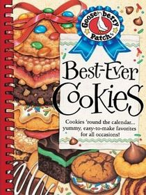Best-Ever Cookies: Cookies 'Round the Calendar...Yummy, Easy-to-Make Favorites for All Occasions!