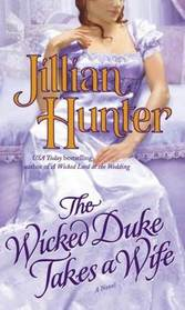 The Wicked Duke Takes a Wife (Bocastle Family, Bk 9)