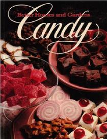 Better Homes and Gardens Candy (Better homes and gardens books)