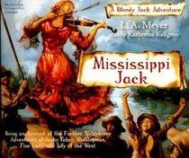 Mississippi Jack (Bloody Jack Adventures, Bk 5) (Audio CD) (Unabridged)