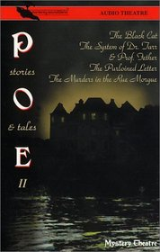 Edgar Allan Poe's Stories & Tales II (Mystery Theatre)