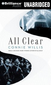 All Clear (Blackout, Bk 2) (Audio CD) (Unabridged)