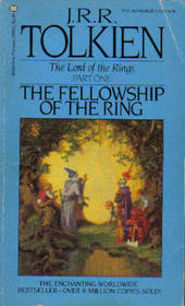 The Fellowship of the Ring (Lord of the Rings, Bk 1)