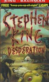 Desperation/Regulators, The 2-copy combination package