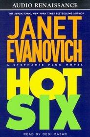 Hot Six (Stephanie Plum, Bk 6) (Abridged Audio Cassette)