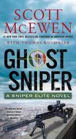 Ghost Sniper (Sniper Elite, Bk 4)