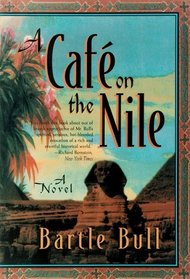 A Cafe on the Nile (Anton Rider, Bk 2)