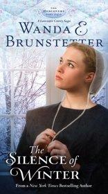 The Silence of Winter: A Lancaster County Saga (Thorndike Press Large Print Christian Fiction)