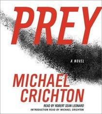 Prey (Audio CD) (Abridged)