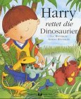 Harry rettet die Dinosaurier.