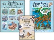 Sea Life Activity Set