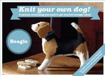 Best in Show: Beagle Kit: Knit Your Own Dog
