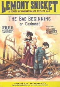 A Series of Unfortunate Events Sampler