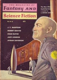 The Magazine of Fantasy and Science Fiction, May 1959 (Volume 16, No. 5)
