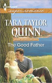 The Good Father (Where Secrets are Safe, Bk 6) (Harlequin Superromance, No 1991) (Larger Print)