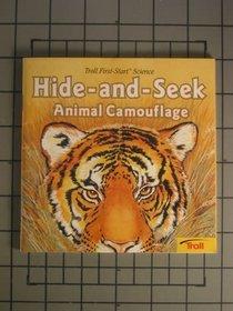 Hide-and-Seek: Animal Camouflage