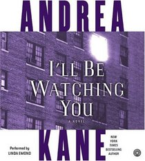I'll Be Watching You (Audio CD) (Abridged)