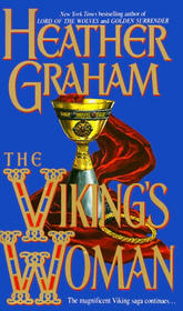 The Viking's Woman (Viking, Bk 2) (Audio Cassette) (Abridged)