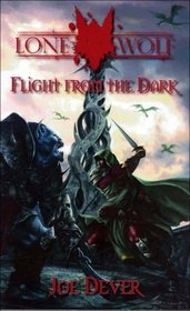 Flight from the Dark (Lone Wolf 1)