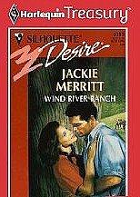 Wind River Ranch (Silhouette Desire, No 1085)