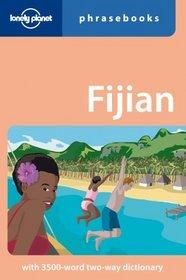 Fijian: Lonely Planet Phrasebook