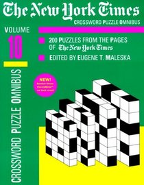 The New York Times Daily Crossword Omnibus, Volume 10