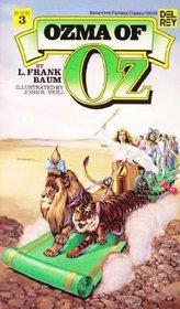 Ozma of Oz (Oz, Bk 3)