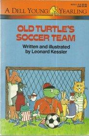 OLD TURTLE'S SOCCER TEAM