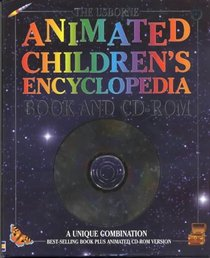 The Usborne Animated Children's Encyclopedia (Usborne Encyclopedia)