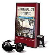 A Commonwealth of Thieves (Playaway)