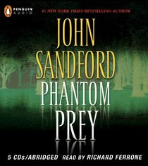 Phantom Prey (Lucas Davenport, Bk 18) (Audio CD) (Abridged)