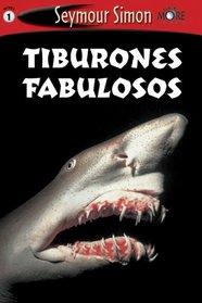 Tiburones Fabulosos (SeeMore Readers, Nivel 1) (Spanish)