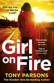 Girl on Fire (Max Wolfe, Bk 5)