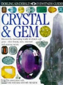 Crystal and Gem (Eyewitness Guides)