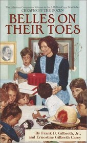 Belles on Their Toes (Cheaper By the Dozen, Bk 2)