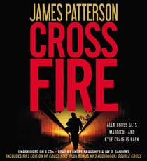 Cross Fire (Alex Cross, Bk 17) (Audio CD) (Unabridged)