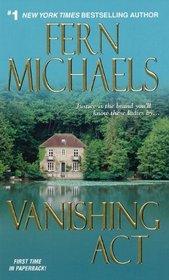 Vanishing Act (Sisterhood, Bk 15)