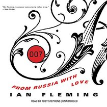 From Russia with Love (James Bond series, Book 5)