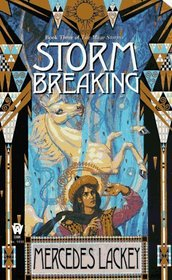 Storm Breaking (Mage Storms, Bk 3)