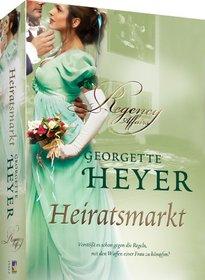 Heiratsmarkt (Frederica) (German Edition)