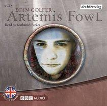 Artemis Fowl. 5 CDs