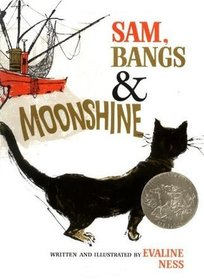 Sam, Bangs and Moonshine (Picture Book)