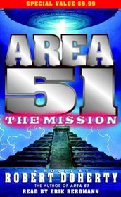 Area 51: The Mission (Audio Cassette) (Abridged)