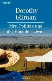 Mrs. Pollifax und der Herr der L�wen.