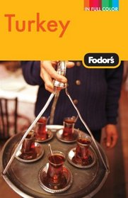 Fodor's Turkey, 7th Edition (Full-Color Gold Guides)