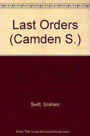 Last Orders (Camden S)